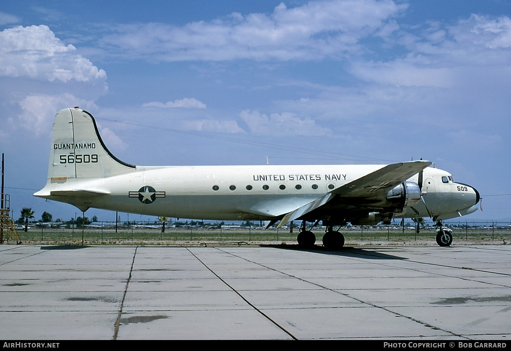 Aircraft Photo of 56509 | Douglas C-54D Skymaster | USA - Navy | AirHistory.net