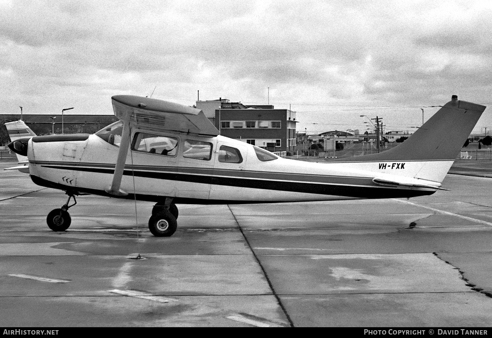 Aircraft Photo of VH-FXK | Cessna 210-5 | AirHistory.net #34653