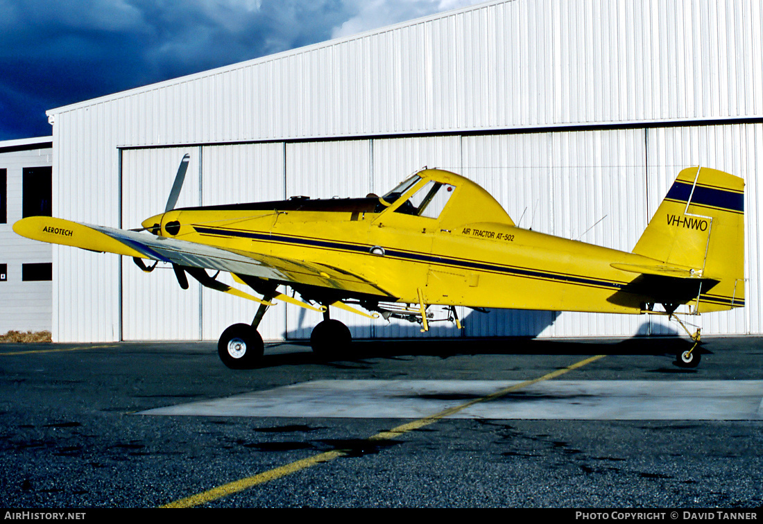 Aircraft Photo of VH-NWO | Air Tractor AT-502 | Aerotech | AirHistory.net #40194