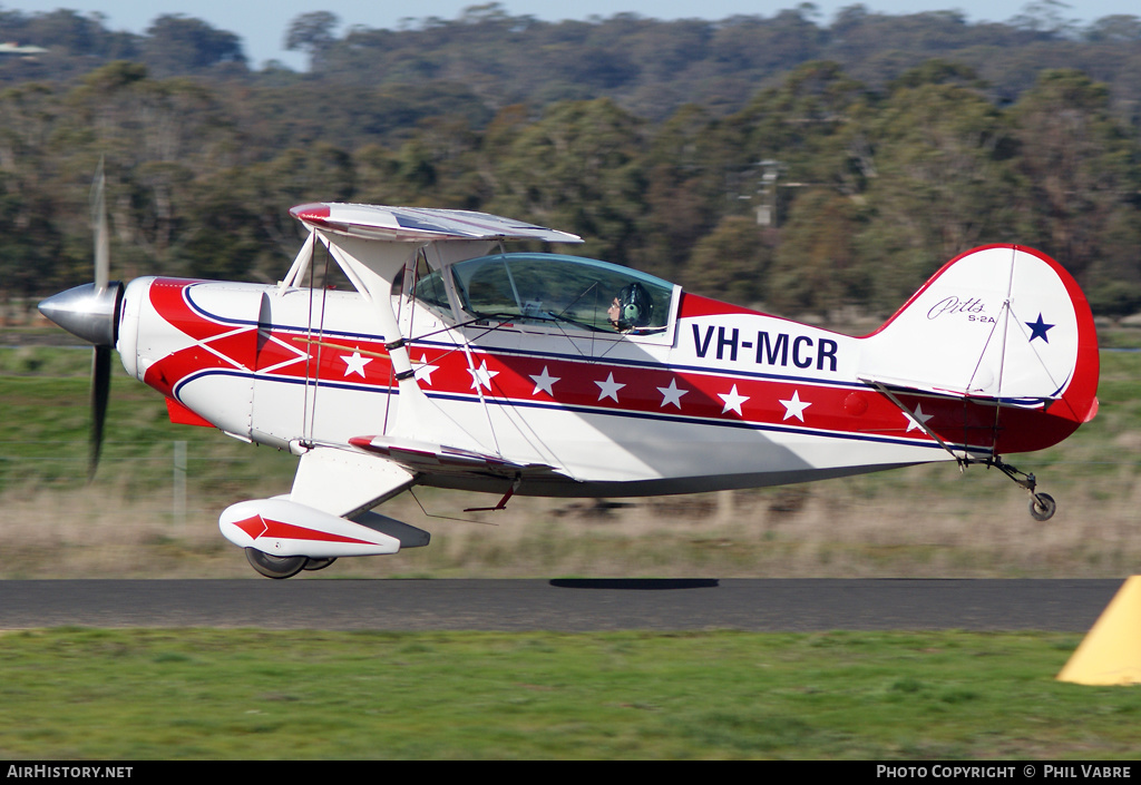 Aircraft Photo of VH-MCR | Aerotek Pitts S-2A Special | AirHistory.net #40200