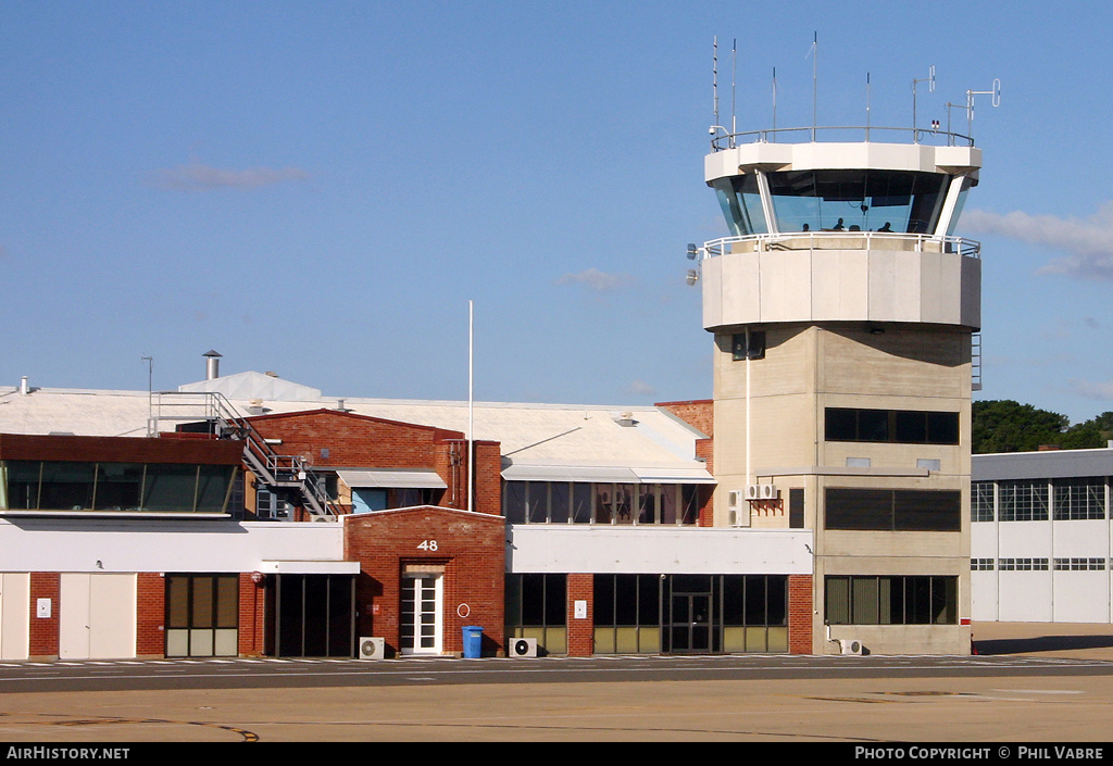 Airport photo of Canberra (YSCB / CBR) in Australian Capital Territory, Australia | AirHistory.net #40255