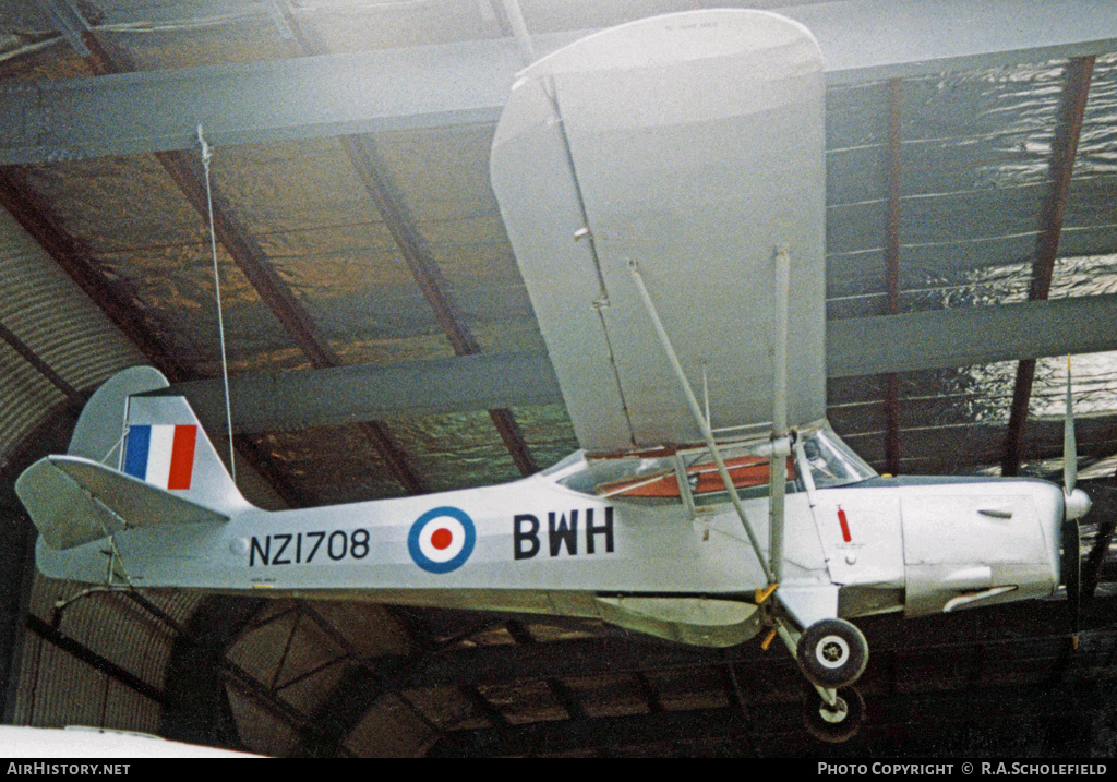 Aircraft Photo of ZK-BWH / BWH / NZ1708 | Auster J-1B Aiglet | New Zealand - Air Force | AirHistory.net