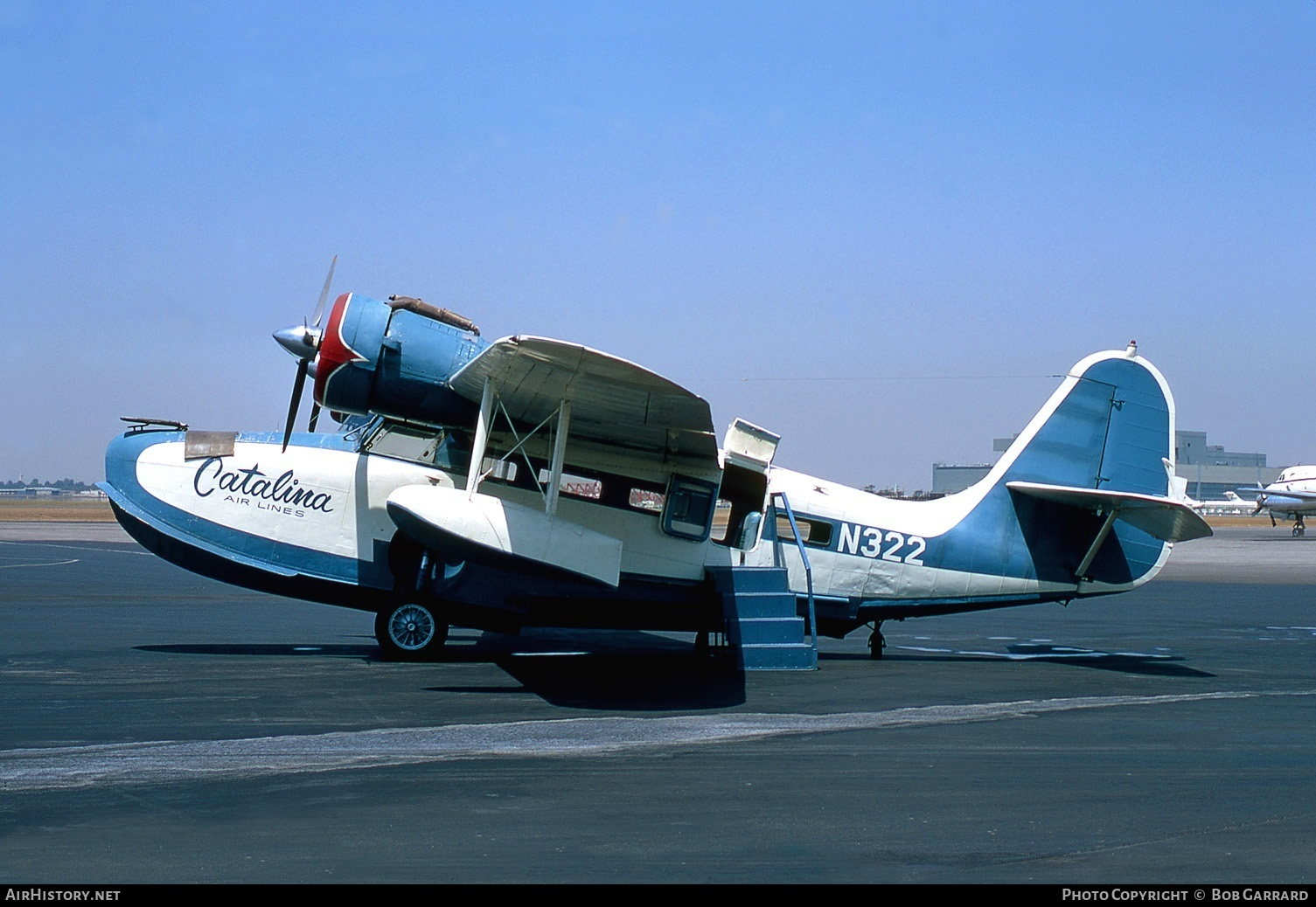 Aircraft Photo of N322 | Grumman G-21A Goose | Catalina Air Lines - CAL | AirHistory.net