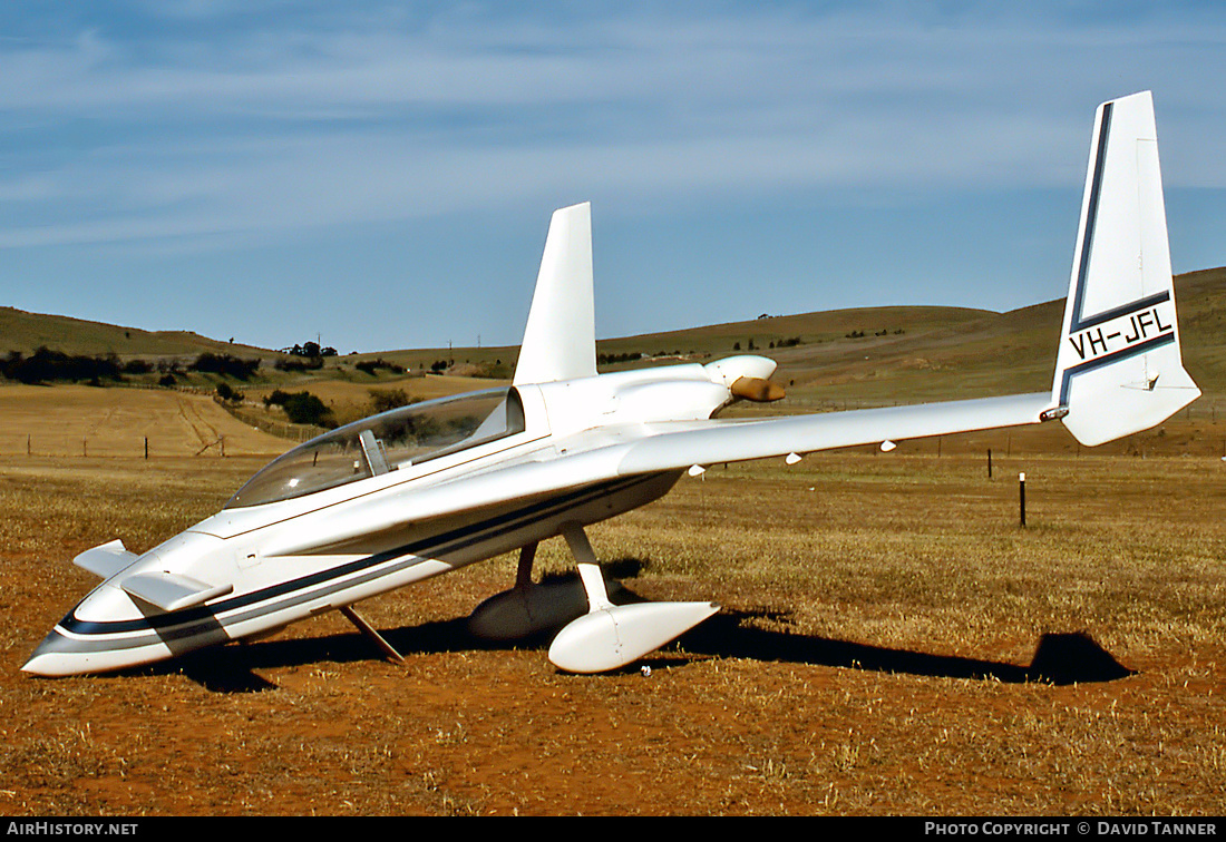 Aircraft Photo of VH-JFL | Rutan 61 Long-EZ | AirHistory.net #40552