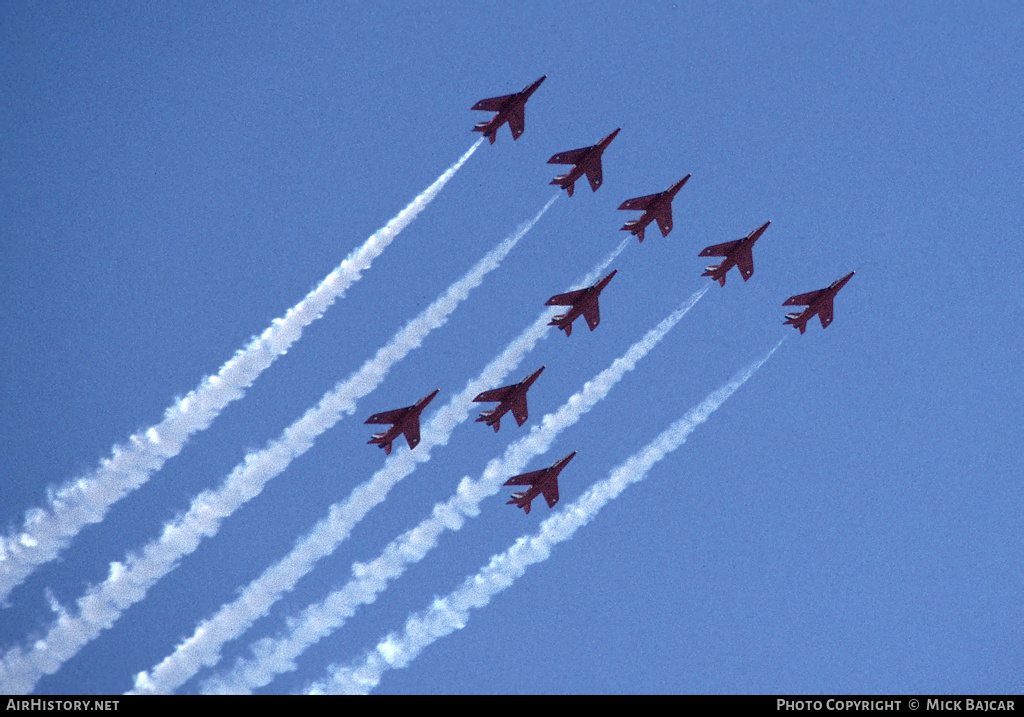 Aircraft Photo of Hawker Siddeley Gnat T1 | UK - Air Force | AirHistory.net