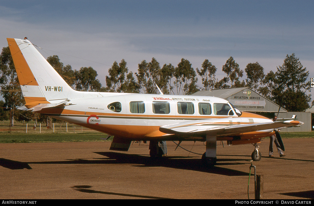 Aircraft Photo of VH-WGI | Piper PA-31-350 Navajo Chieftain | Williams General Aviation | AirHistory.net