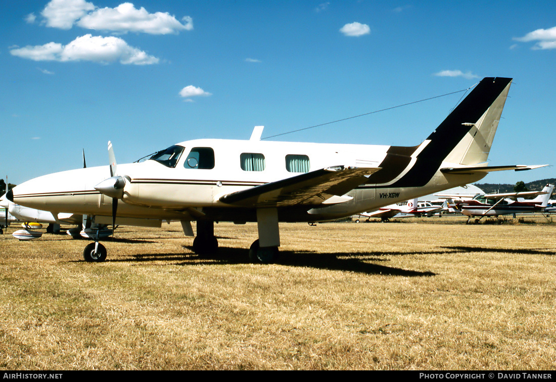 Aircraft Photo of VH-XGW | Piper PA-31P-350 Mojave | AirHistory.net