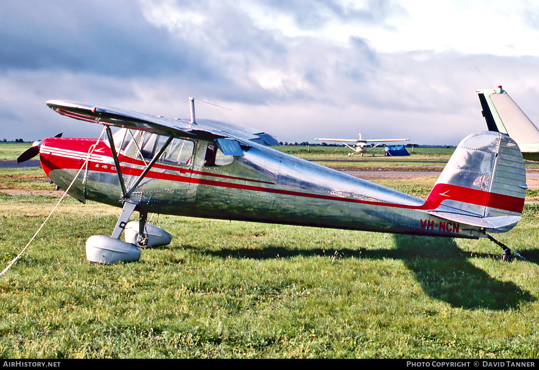 Aircraft Photo of VH-NCN | Cessna 140 | AirHistory.net