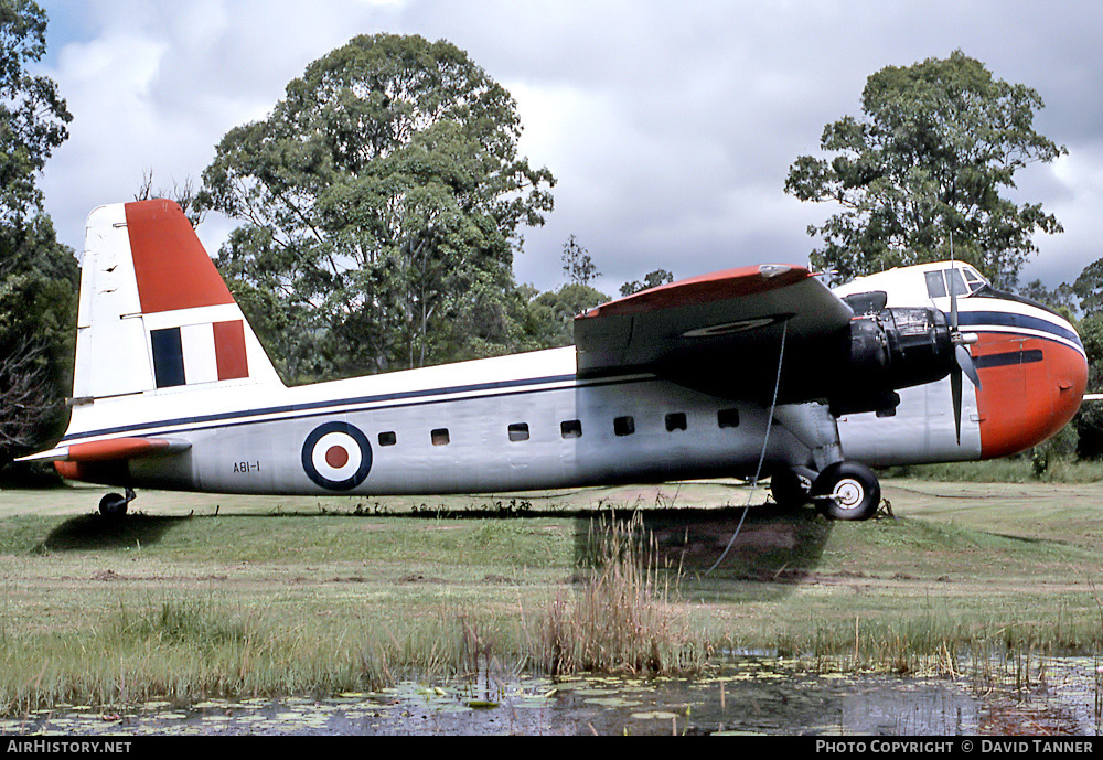 Aircraft Photo of A81-1 | Bristol 170 Freighter Mk21 | Australia - Air Force | AirHistory.net