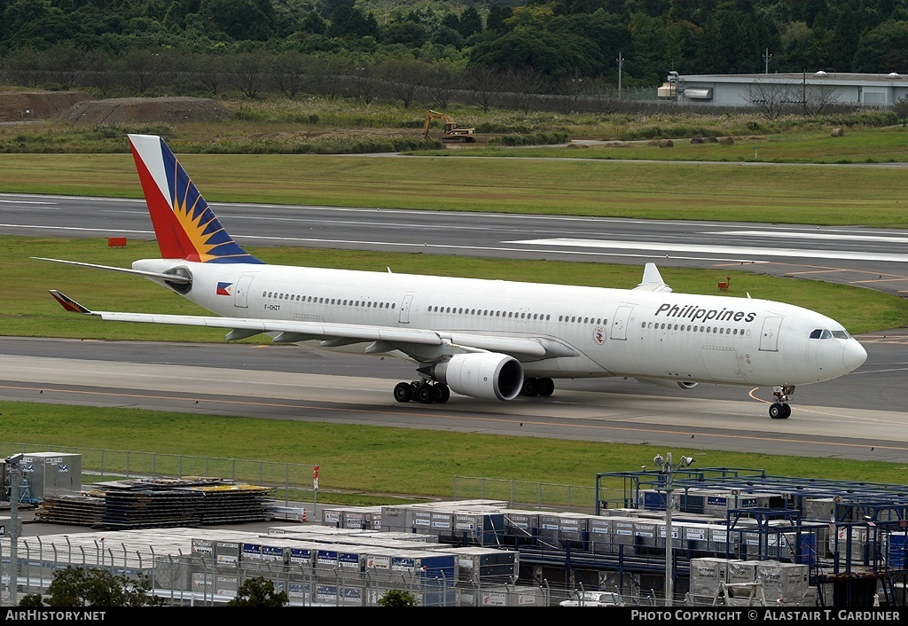 Aircraft Photo of F-OHZT | Airbus A330-301 | Philippine Airlines | AirHistory.net