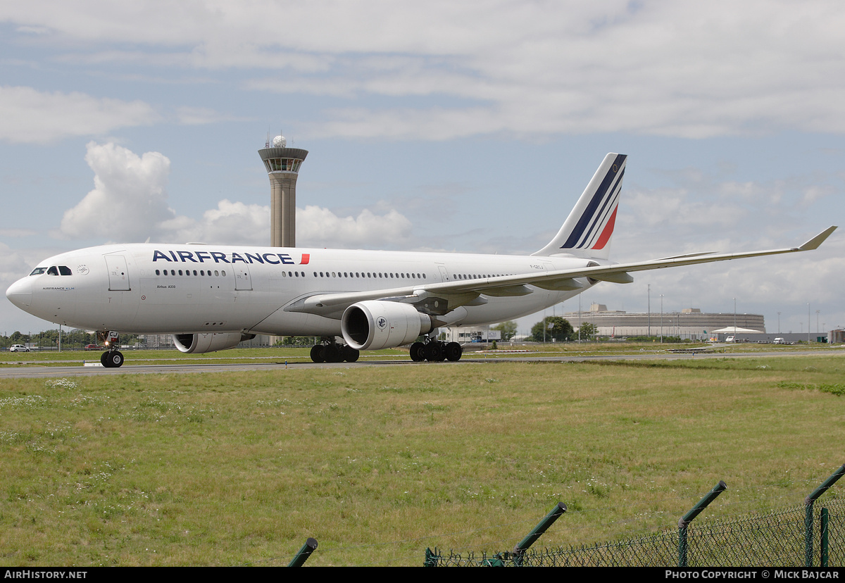 Aircraft Photo of F-GZCJ | Airbus A330-203 | Air France | AirHistory.net #41491