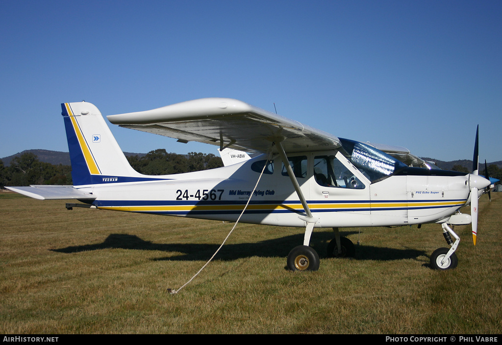Aircraft Photo of 24-4567 | Tecnam P-92-2000S Echo Super | Mid Murray Flying Club | AirHistory.net
