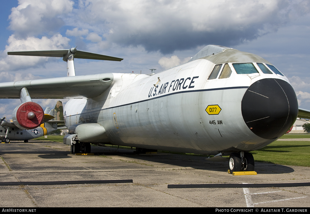 Aircraft Photo of 66-0177 / 60177 | Lockheed C-141C Starlifter (L-300) | USA - Air Force | AirHistory.net