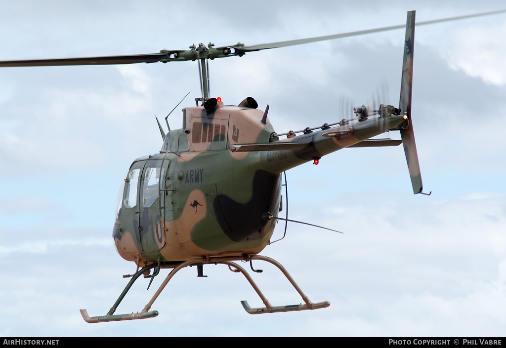 Aircraft Photo of A17-010 | Bell CA-32 Kiowa (206B-1) | Australia - Army | AirHistory.net