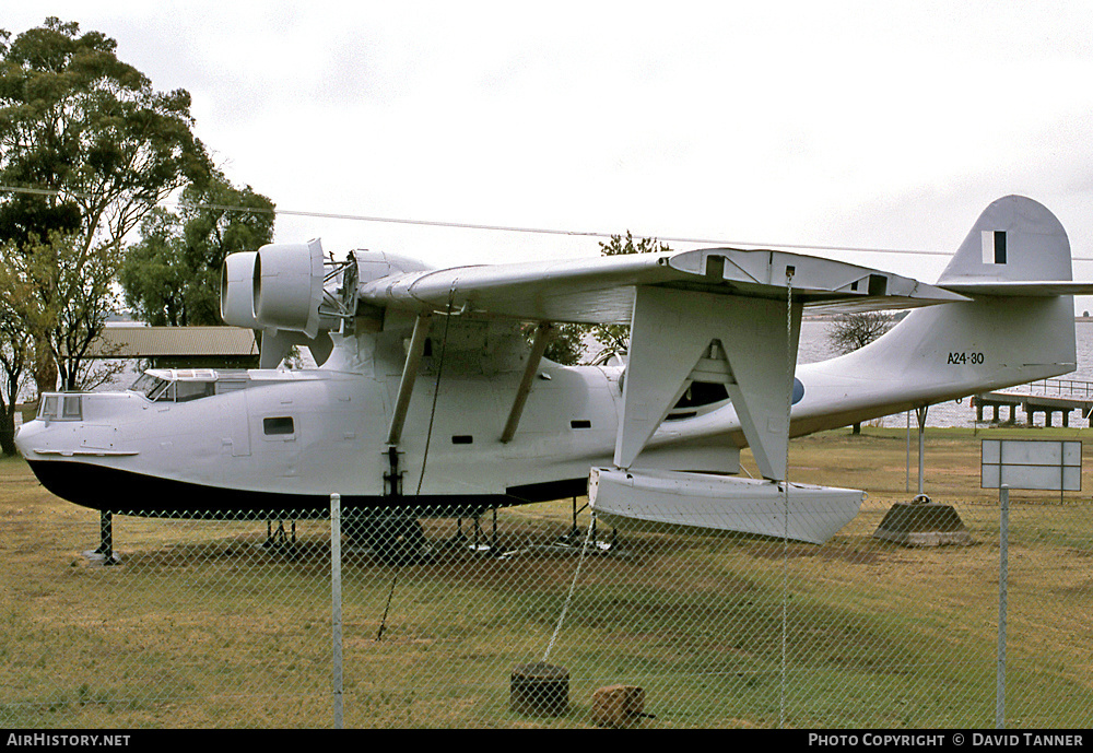 Aircraft Photo of A24-30 | Consolidated PBY-5 Catalina | Australia - Air Force | AirHistory.net #41687