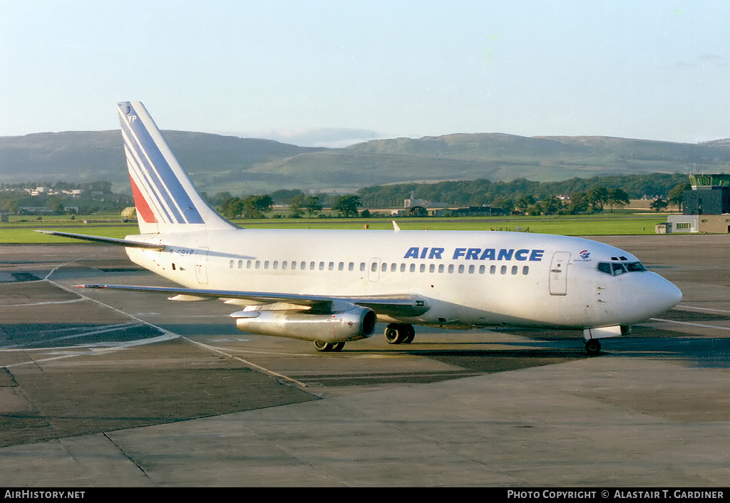 Aircraft Photo of F-GBYP | Boeing 737-228/Adv | Air France | AirHistory.net