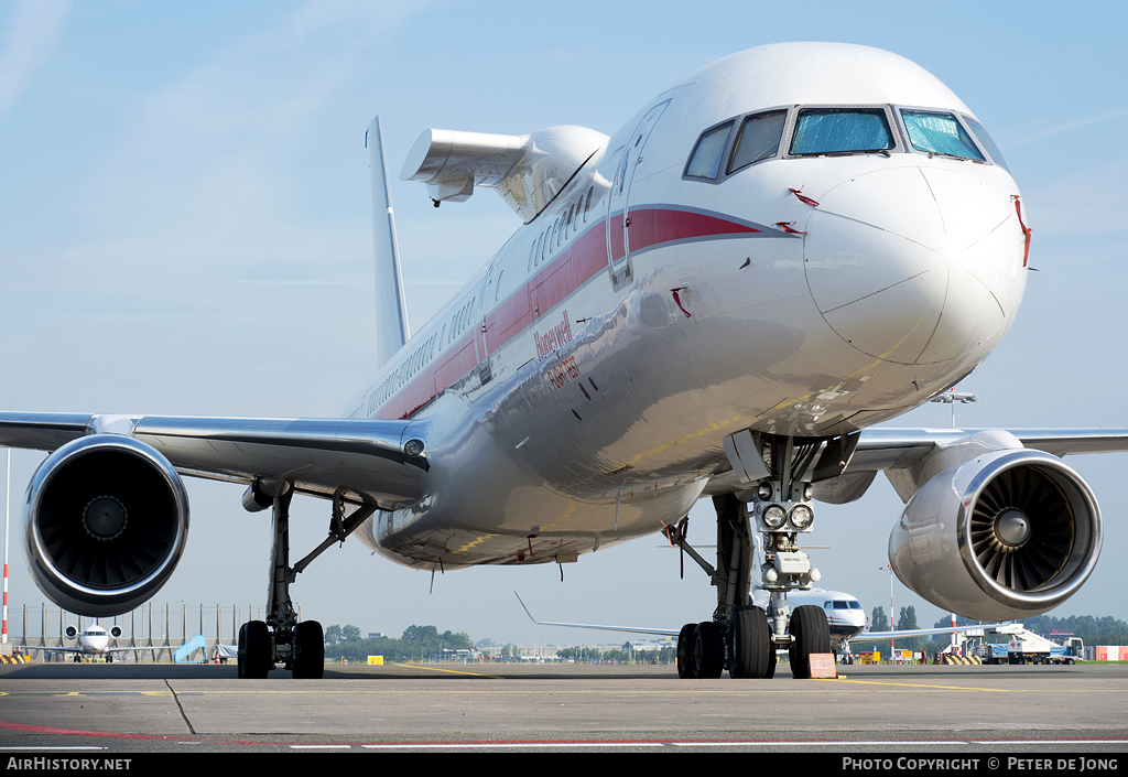 Aircraft Photo of N757HW | Boeing 757-225 | Honeywell | AirHistory.net