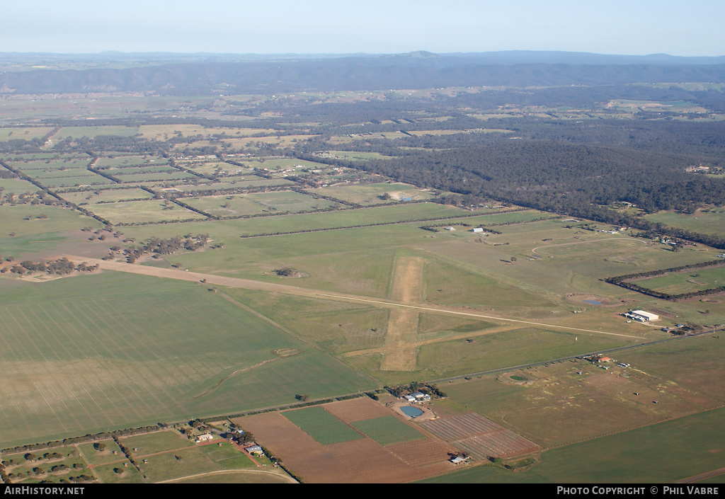 Airport photo of Melton (YMEL) in Victoria, Australia | AirHistory.net