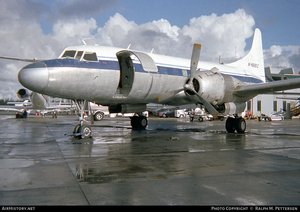 Aircraft Photo of N4826C | Convair 440-38 Metropolitan | Dodita Air Cargo | AirHistory.net #42252
