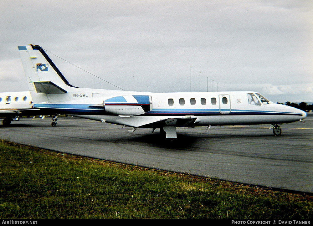 Aircraft Photo of VH-SWL | Cessna 550 Citation II | AirHistory.net