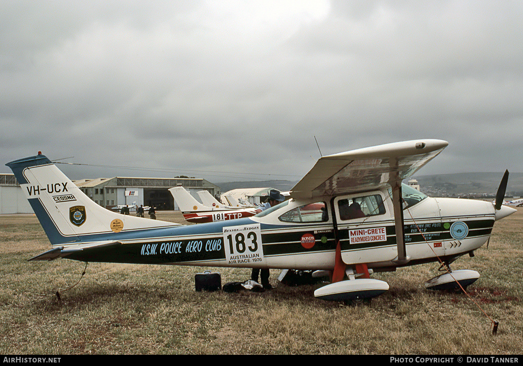 Aircraft Photo of VH-UCX | Cessna 182L Skylane | NSW Police Aero Club | AirHistory.net