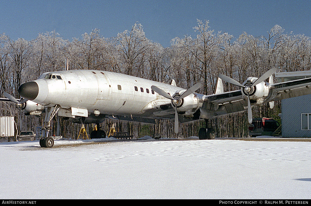 Aircraft Photo of N7316C | Lockheed L-1649A Starliner | AirHistory.net #42746