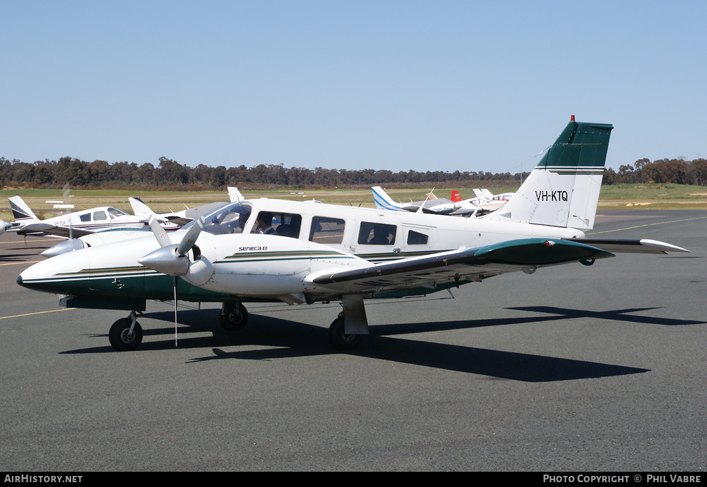 Aircraft Photo of VH-KTQ | Piper PA-34-200T Seneca II | AirHistory.net #43185
