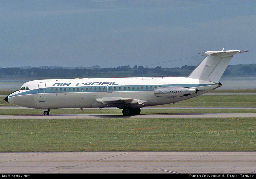 Aircraft Photo of DQ-FBQ | BAC 111-479FU One-Eleven | Air Pacific | AirHistory.net #43378