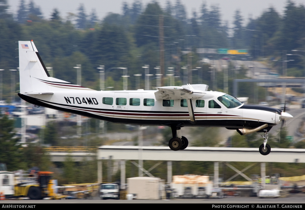 Aircraft Photo of N704MD | Cessna 208B Grand Caravan | AirHistory.net #44164