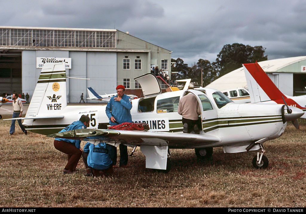 Aircraft Photo of VH-ERF | Mooney M-20E Chapparal | AirHistory.net #44320