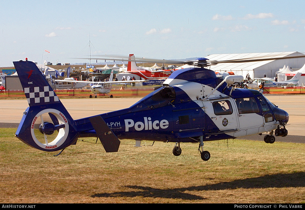 Aircraft Photo of VH-PVH | Eurocopter AS-365N-3 Dauphin 2 | CHC Helicopters | AirHistory.net #44738