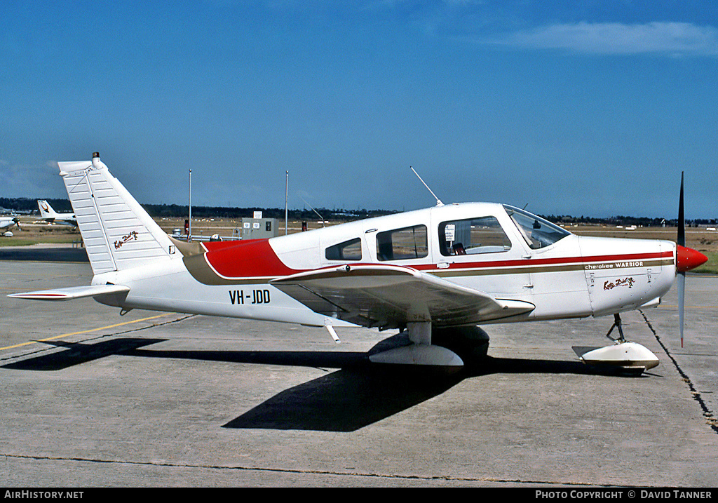 Aircraft Photo of VH-JDD | Piper PA-28-151 Cherokee Warrior | AirHistory.net #44911