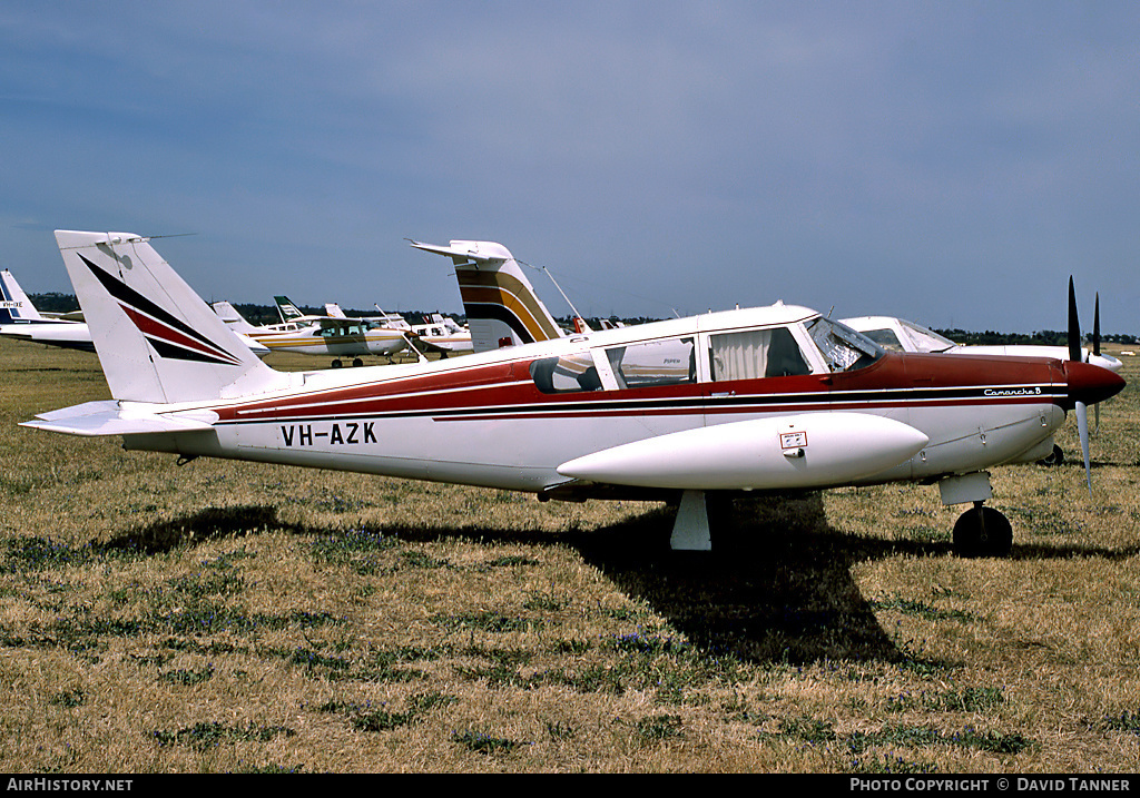 Aircraft Photo of VH-AZK | Piper PA-24-260 Comanche B | AirHistory.net #44912