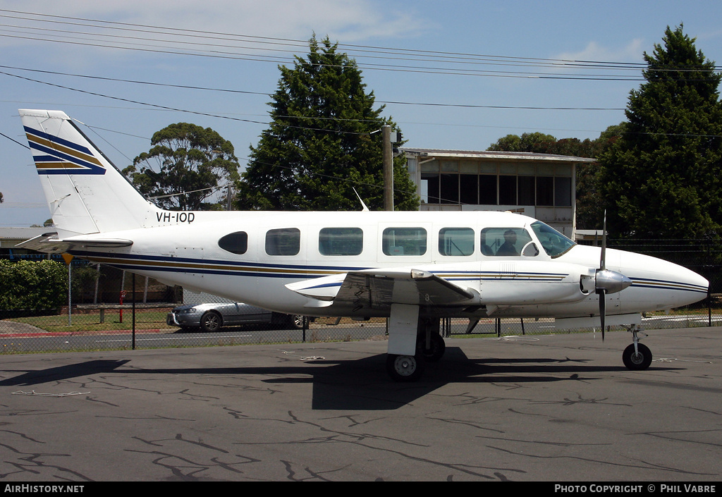 Aircraft Photo of VH-IOD | Piper PA-31-350 Chieftain | Chieftain Air | AirHistory.net #45291