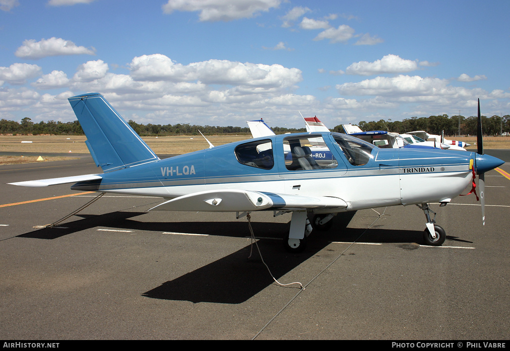 Aircraft Photo of VH-LQA | Socata TB-20 Trinidad | AirHistory.net #45400