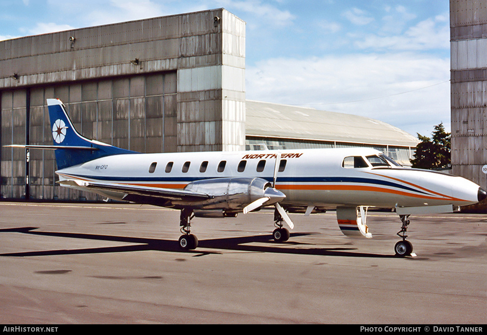Aircraft Photo of VH-CFO | Swearingen SA-226AT Merlin IVA | Northern Airlines | AirHistory.net #45522