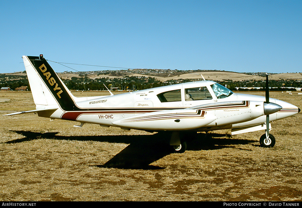 Aircraft Photo of VH-DHC | Piper PA-30-160 Twin Comanche | DASYL | AirHistory.net #45830