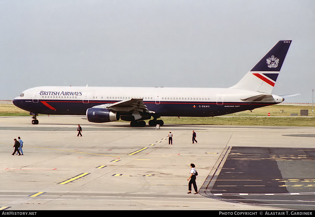 Aircraft Photo of G-BNWE | Boeing 767-336/ER | British Airways | AirHistory.net #46207