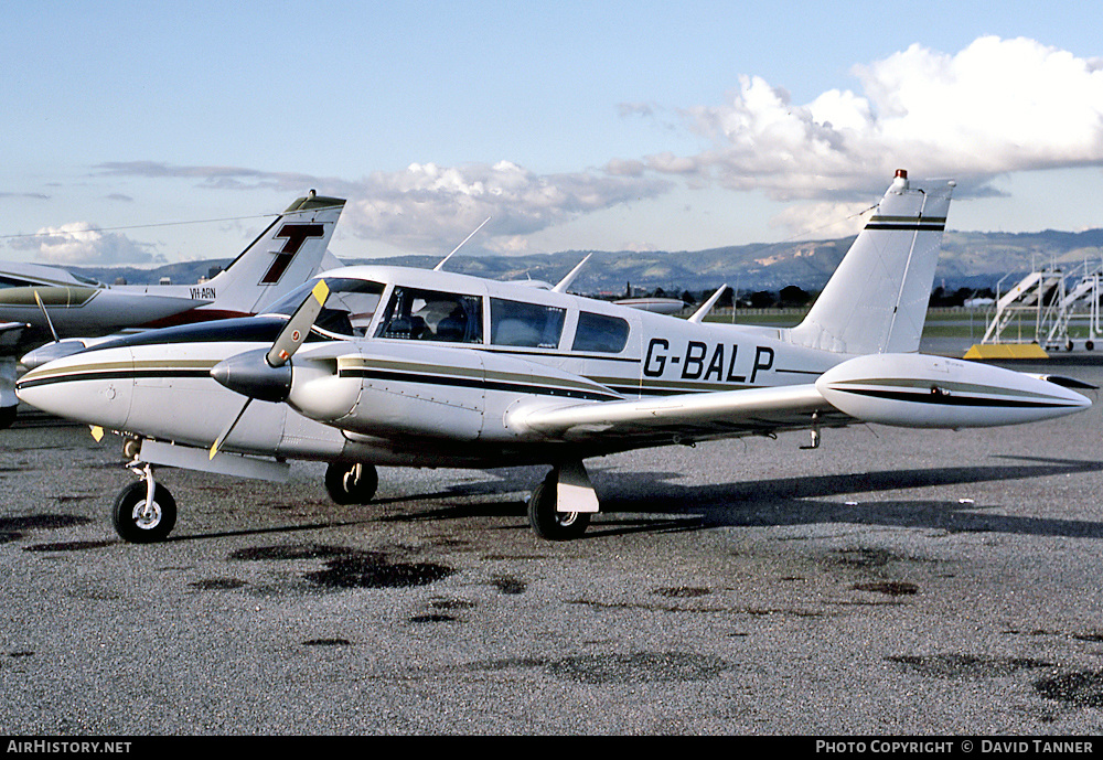 Aircraft Photo of G-BALP | Piper PA-39-160 Twin Comanche C/R | AirHistory.net #46824