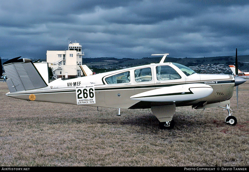 Aircraft Photo of VH-MEF | Beech V35A Bonanza | AirHistory.net #46840