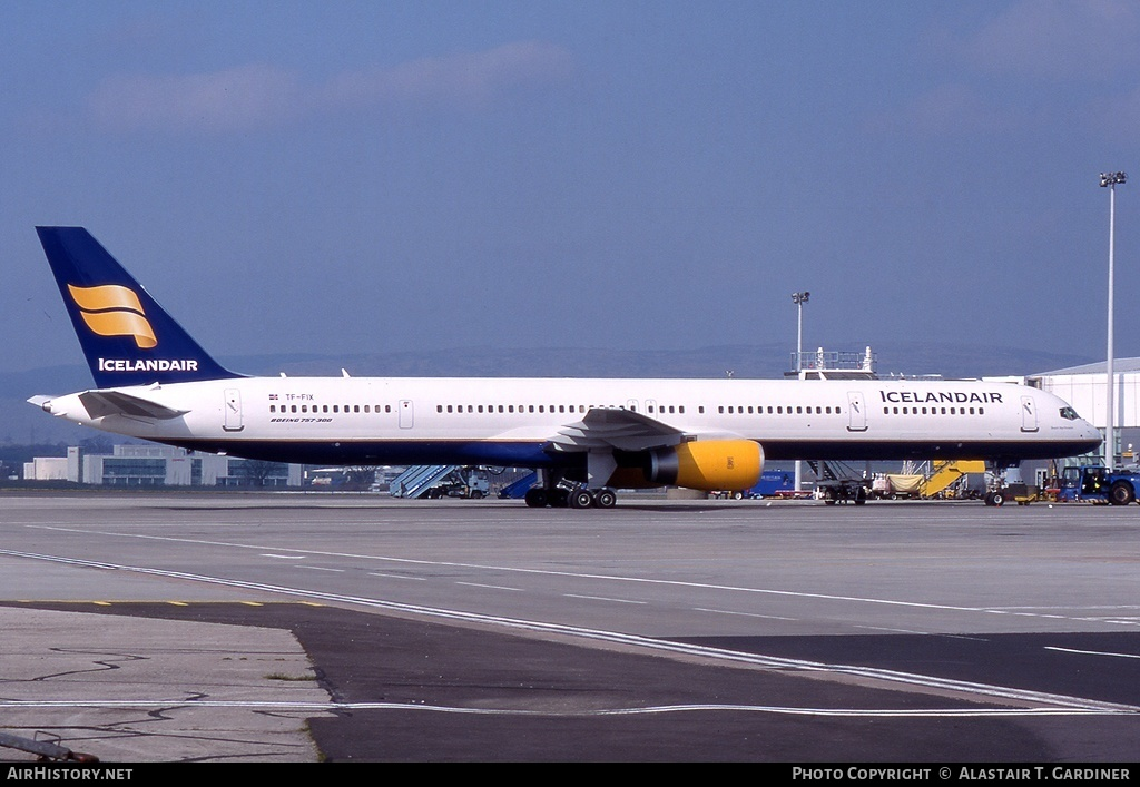 Aircraft Photo of TF-FIX | Boeing 757-308 | Icelandair | AirHistory.net #46902
