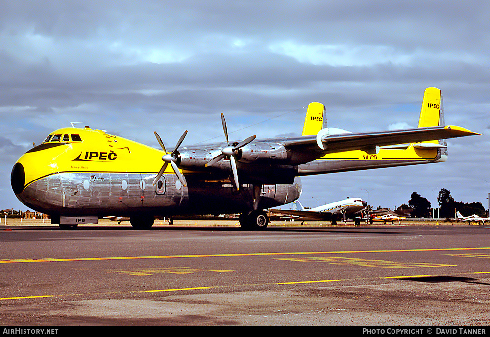 Aircraft Photo of VH-IPB | Armstrong Whitworth AW-650 Argosy 222 | IPEC Aviation | AirHistory.net