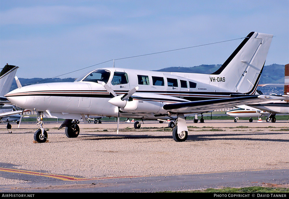 Aircraft Photo of VH-OAS | Cessna 402C | AirHistory.net #49286