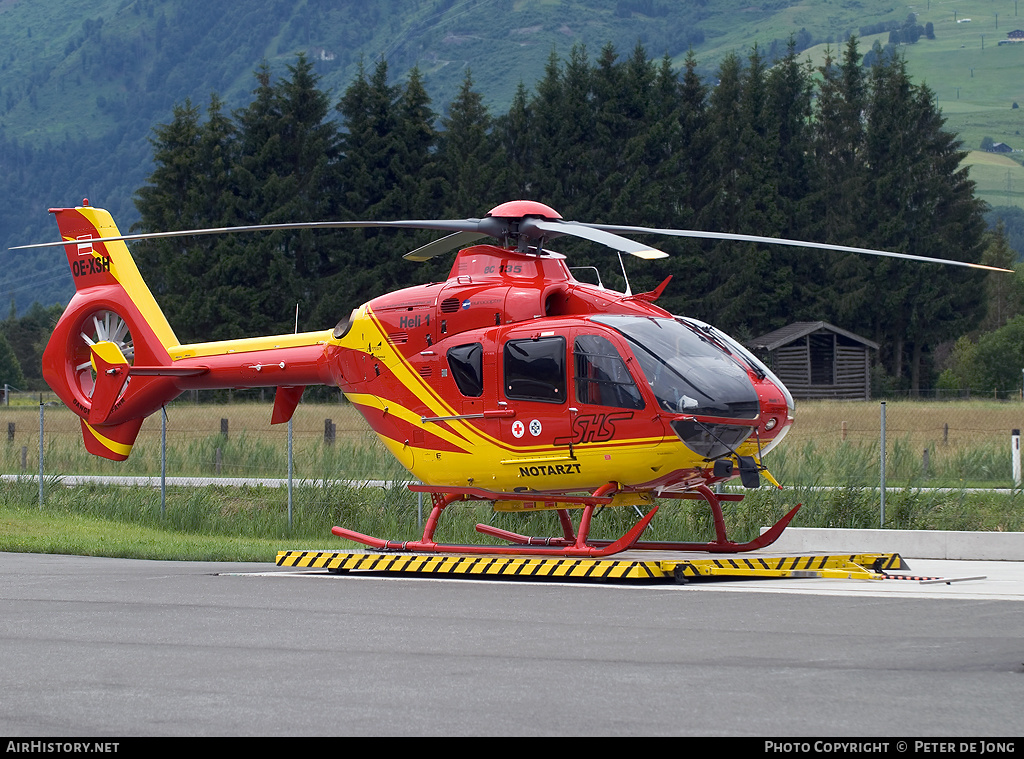 Aircraft Photo of OE-XSH | Eurocopter EC-135T-1 | SHS - Schider Helicopter Service | AirHistory.net #50961