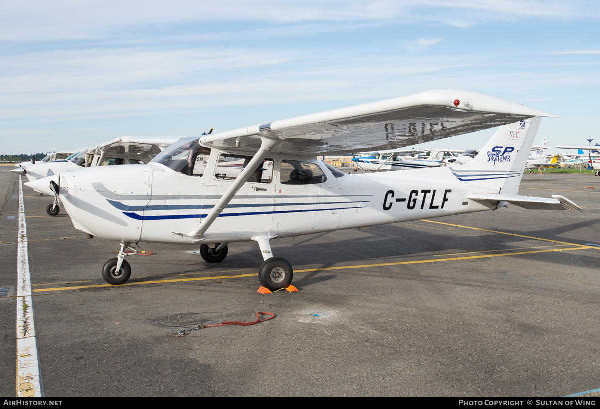 Aircraft Photo of C-GTLF | Cessna 172 Skyhawk | AirHistory.net #51147