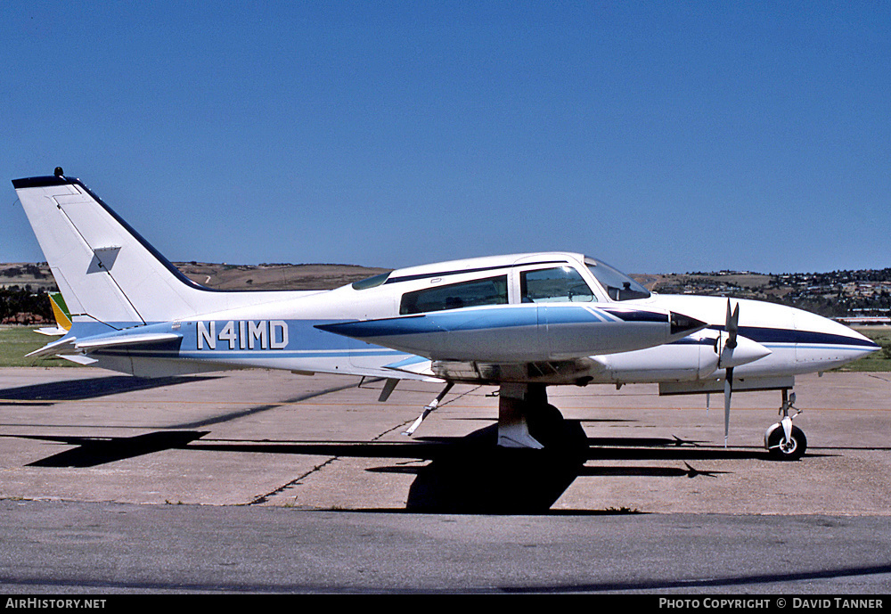 Aircraft Photo of N41MD | Cessna 310R | AirHistory.net #51949