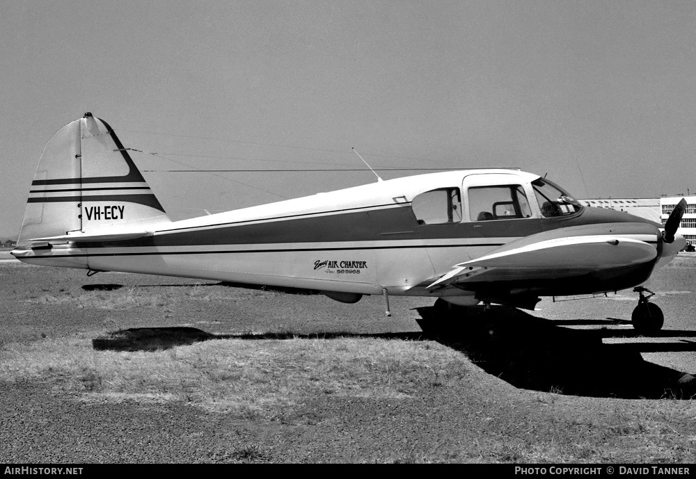 Aircraft Photo of VH-ECY | Piper PA-23 Apache | Emu Air Charter | AirHistory.net #52467