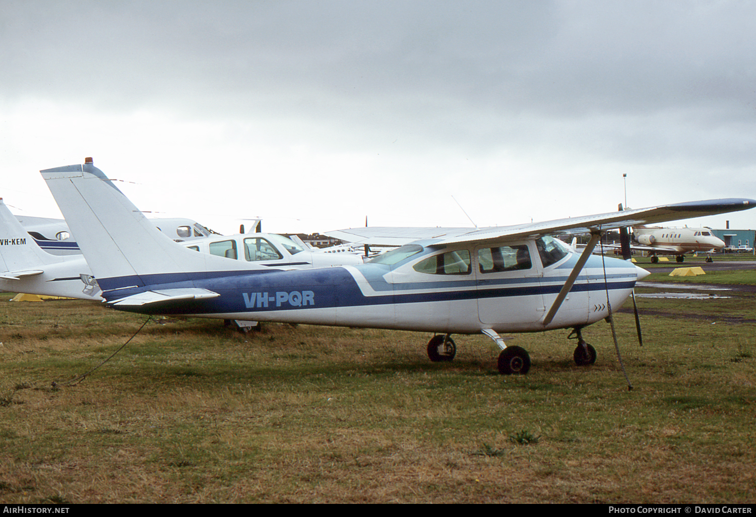 Aircraft Photo of VH-PQR | Cessna 182H Skylane | AirHistory.net #52506