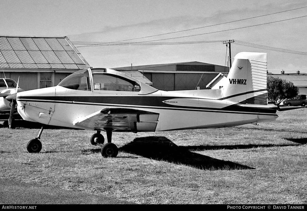 Aircraft Photo of VH-MRZ | Victa Airtourer 100 | AirHistory.net #52754