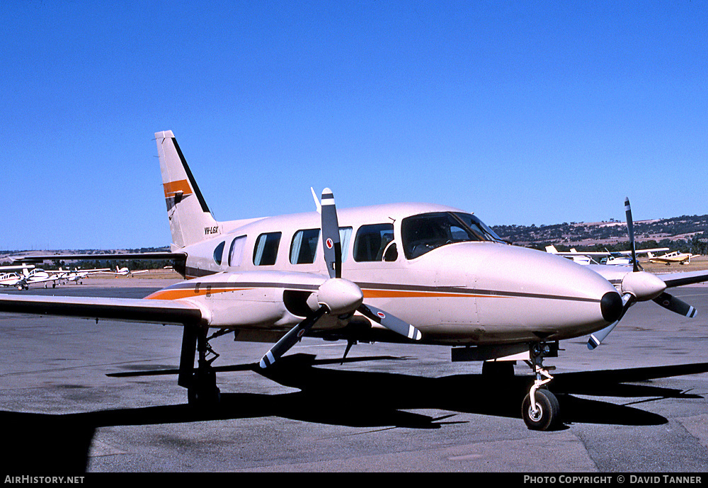 Aircraft Photo of VH-LGX | Piper PA-31-350 Chieftain | AirHistory.net #52845